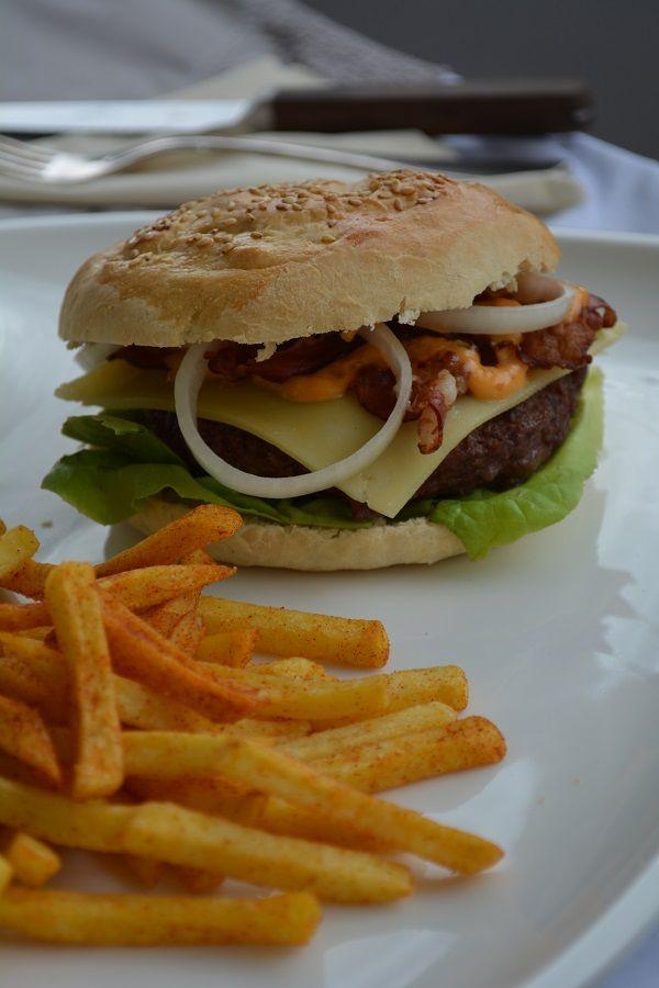Das perfekte Burger-Patty - Der Kuchenbäcker