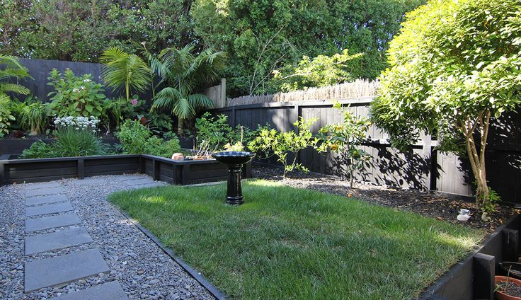 Japanese style garden | Zones