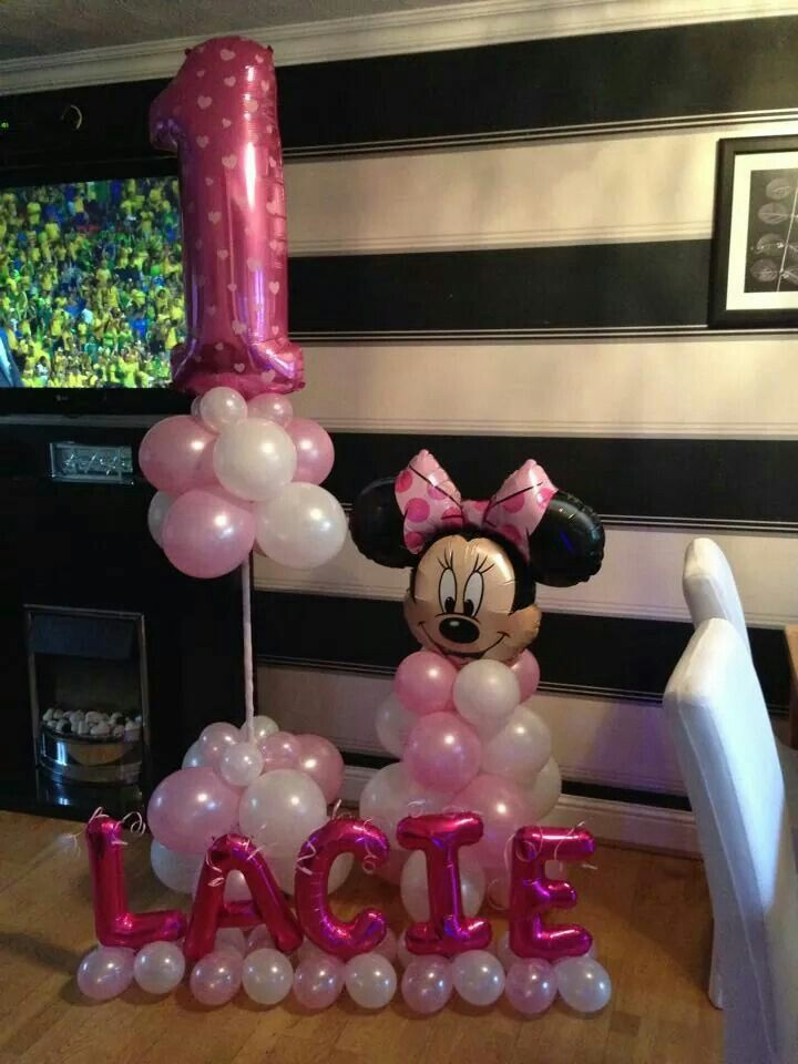 Best ideas about minnie mouse balloons on pinterest