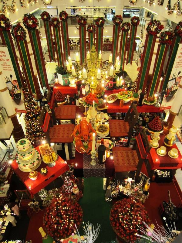 The 29 best christmas galm images on pinterest top 12 must see christmas mall decorations in malaysia this 2013 this christmas weddingshopping junglespirit Images