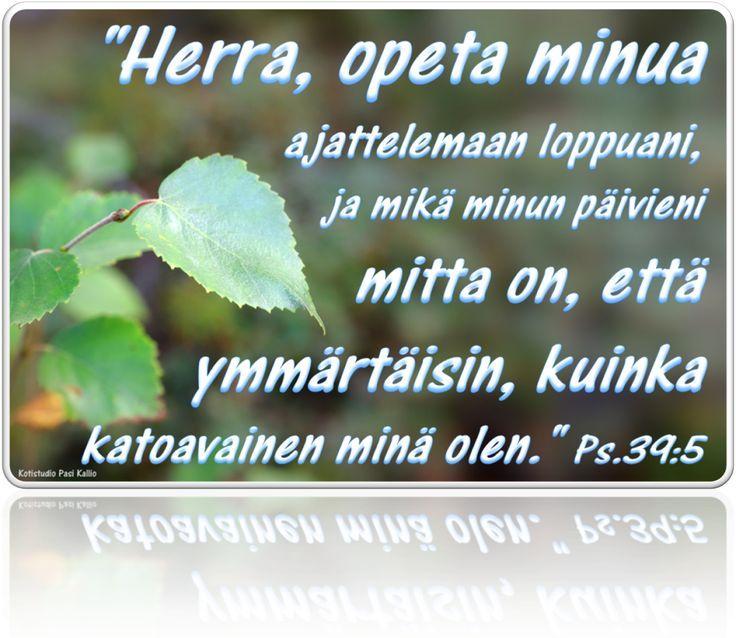 Ps.39:5