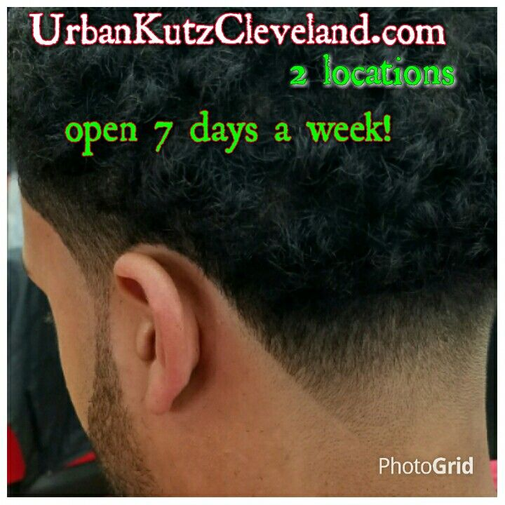 Perfect taper done by Dale from our Pearl Road location. 216- 661- KUTZ Www.UrbanKutzCleveland.com #cle #bestbarbershopincleveland #clevelandsbestbarbershop #thisisCle #thisiscleveland #Theland #bestbeard #bestbeardtrim #bestbarbers #hair #haircut #razorline #2locations #open7daysaweek #nastybarbers #barbershopconnect #clevelandsfinestteam #clevelandrenaissancemovement #clevelandrepresent #clevelandbarbers