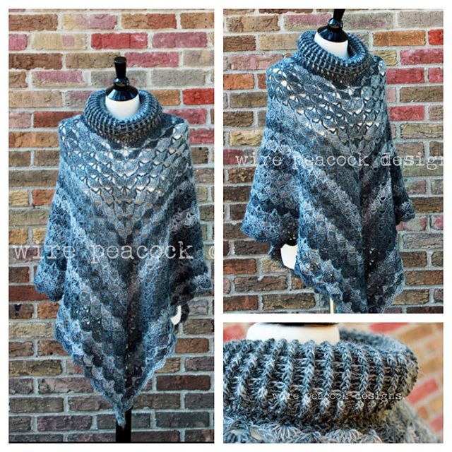 $110 Keep warm this fall, and look stunning doing it. This beautiful, Gray Cowl Neck