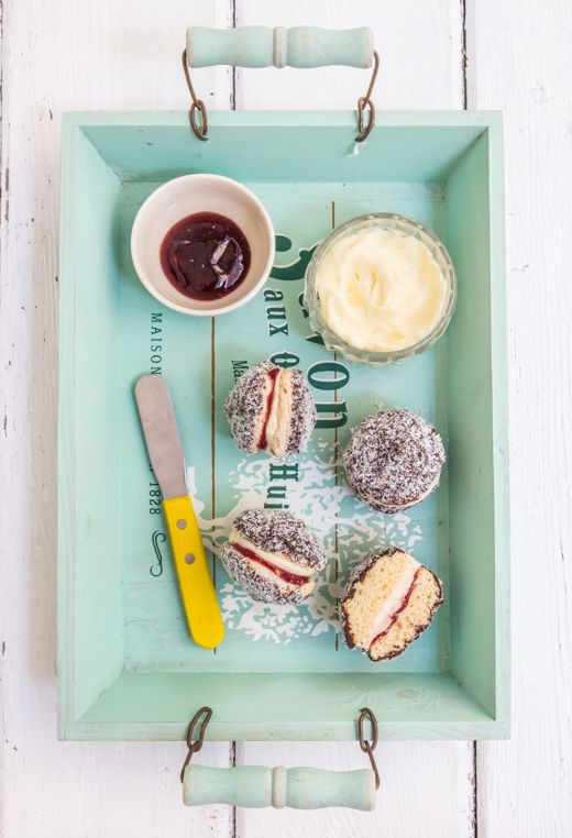 Lamington Biscuits - australia day