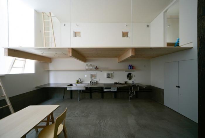 10 Urbane Loft Kitchens : Remodelista via http://remodelista.com/posts/10-urbane-loft-kitchens
