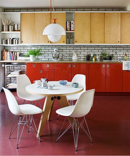 Mid Century Kitchen Cabinets: 334 Best 1950-60's Images On Pinterest