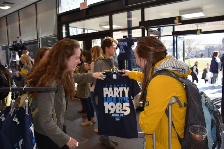 Wildcats fever: Sales sizzle at Villanova campus bookstore as team heads to Final Four