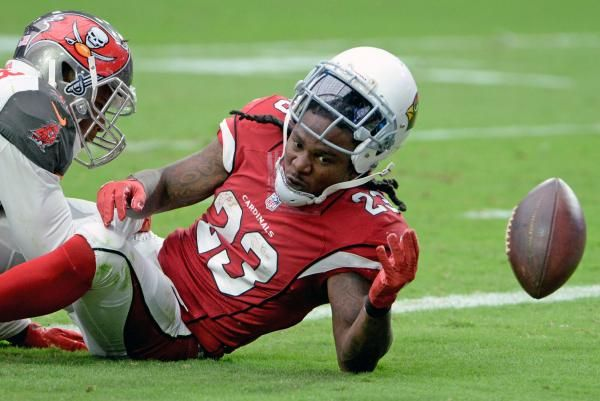 GLENDALE, Ariz. -- Running back Chris Johnson, who signed a one-year contract with the Arizona Cardinals just before the start of training…