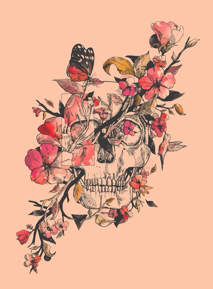 Pin by jesus lezama on ink my whole body pinterest for Pretty skull tattoos