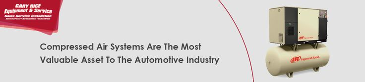 Why Compressed Air Systems Are The Most Valuable Asset To The Automotive Industry