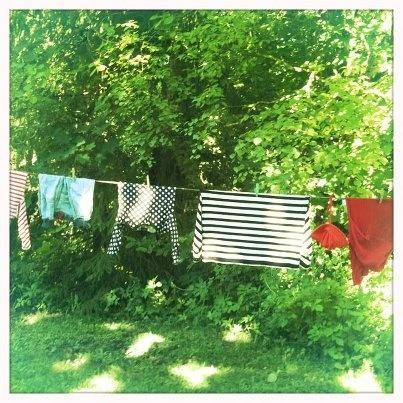 pyykkejä