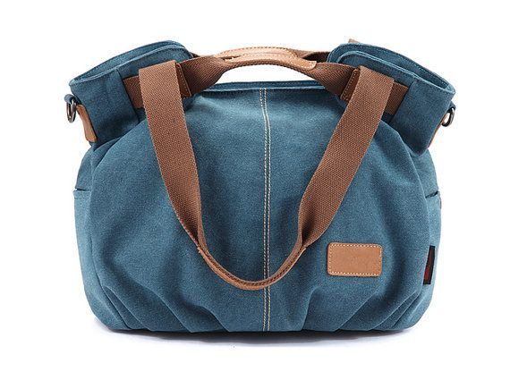 TOTE/+canvas+bag+/BACKPACK/+Leather+Briefcase+/+by+SPRING007,+$48.00