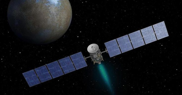 Focus.de - Raumsonde Dawn findet Wasser auf Ceres - Universum: Mission Unendlichkeit