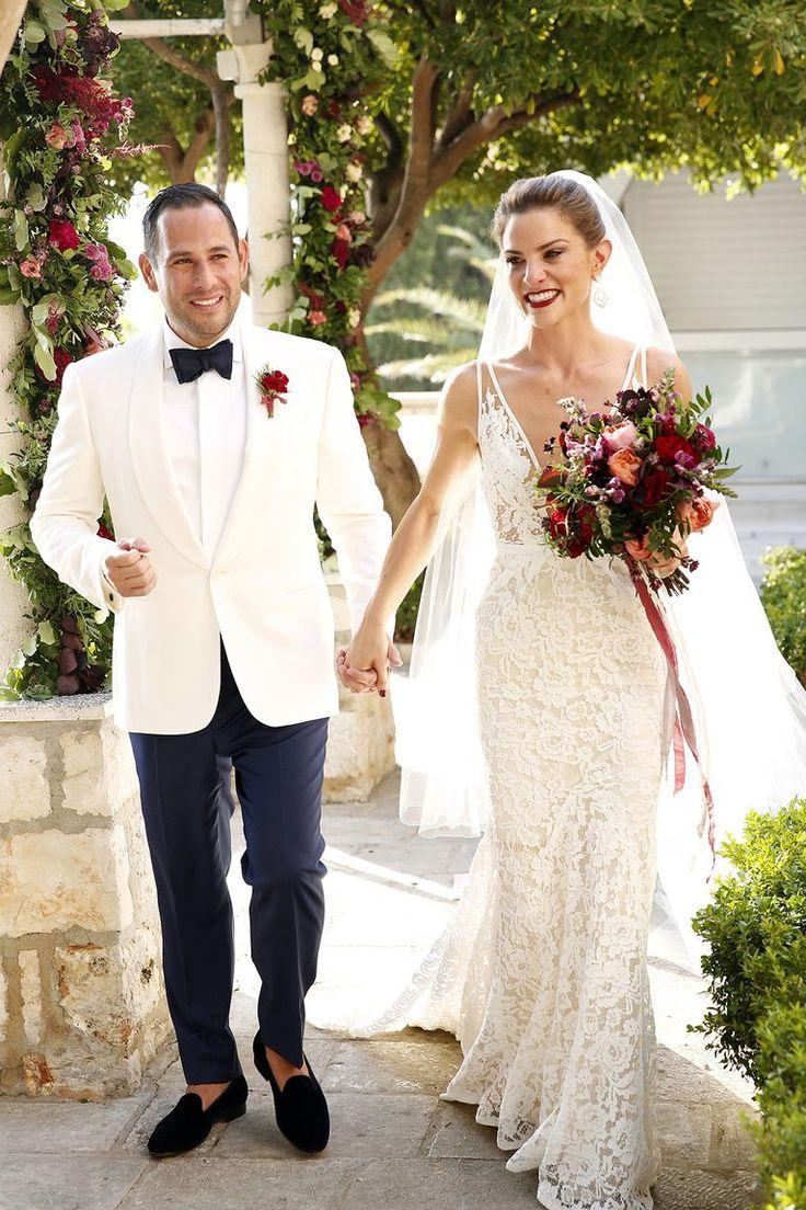 A Gorgeous Destination Wedding in Croatia | Brides