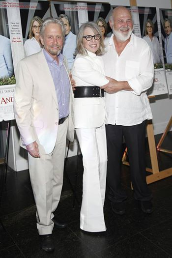 Wonderful weekend spent in The Hamptons with Diane Keaton, Michael Douglas and Rob Reiner celebrating a special screening of And So It Goes! https://www.facebook.com/AndSoItGoesMovie