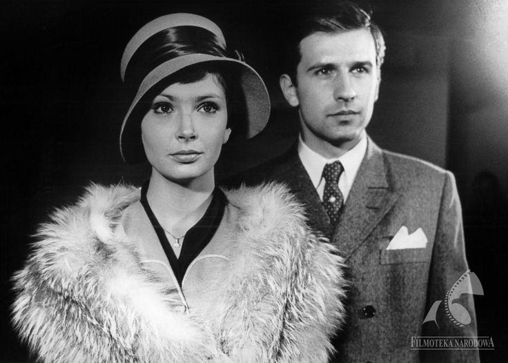 Anna Dymna i Tomasz Stockinger / Znachor, reż. Jerzy Hoffman