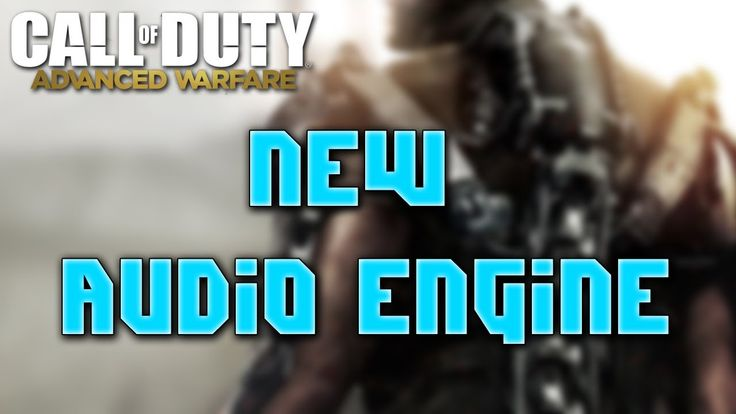 "Call of Duty Advanced Warfare: ""Audio Samples of SPAS 12"""