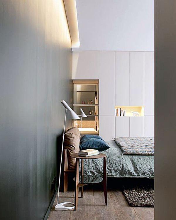 kastenwand voor slaapkamer