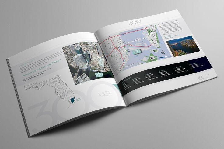 300 east offering memorandum brochure on behance for Real estate offering memorandum template