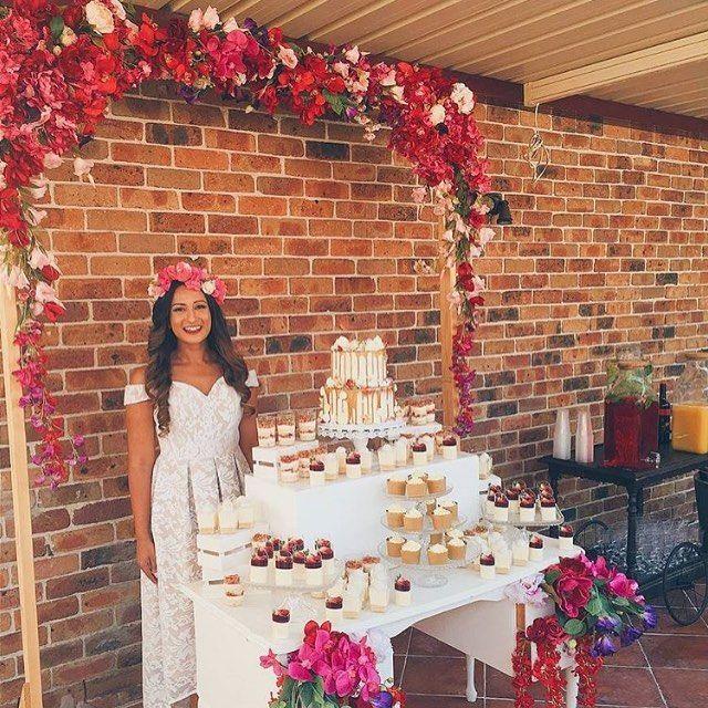Kara caulfield wedding