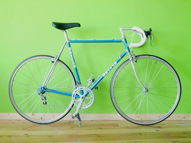 Razesa-Campagnolo totalmente restaurada en bicis Dinamo