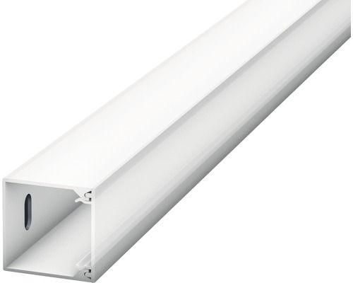 Led Kanal Fur Led Sockelleiste Opal 22x2500 Mm Led Lichtband Led Stripes Beleuchtungskonzepte