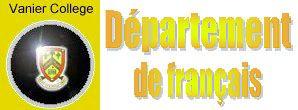 Vanier Collège - département de français. Exercices de grammaire élémentaire, de lecture et de compréhension.