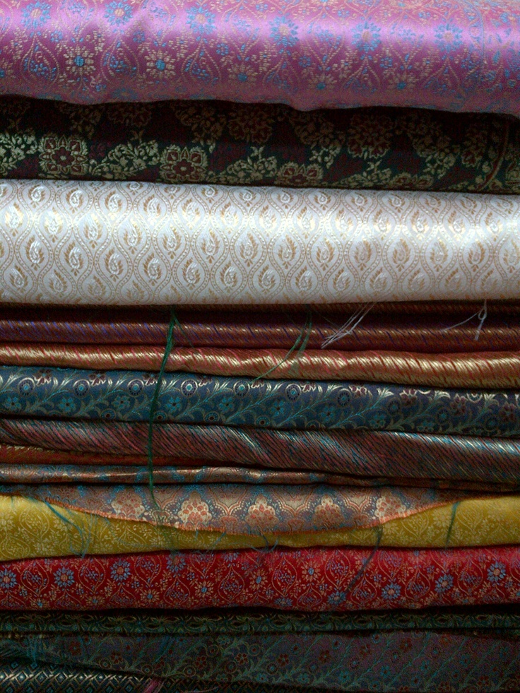 Songket - Indonesia traditional fabric