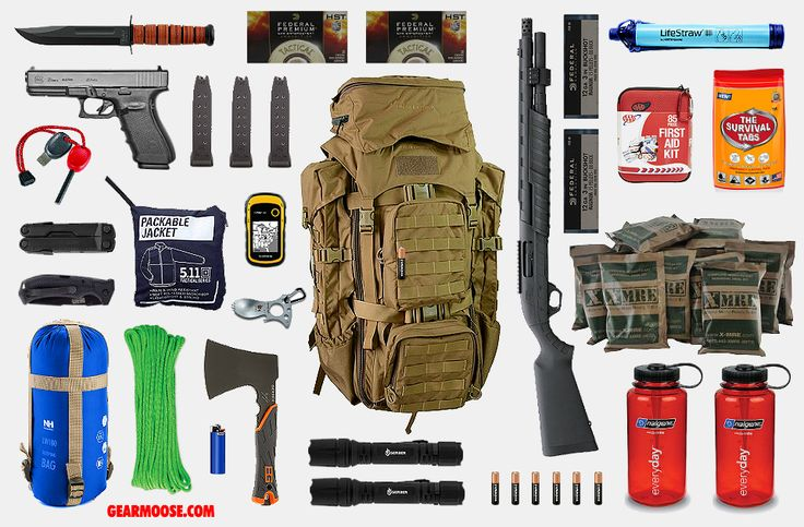 A bug-out bag is a portable, carefully-curated collection of items necessary to effectively evacuate and survive for at least 72 hours during an emergency. Each week we'll curate a new bug-out bag as a guide for those looking to build their own bug-out kit.