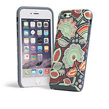 Hybrid Case for iPhone 6/6s in Nomadic Floral | Vera Bradley