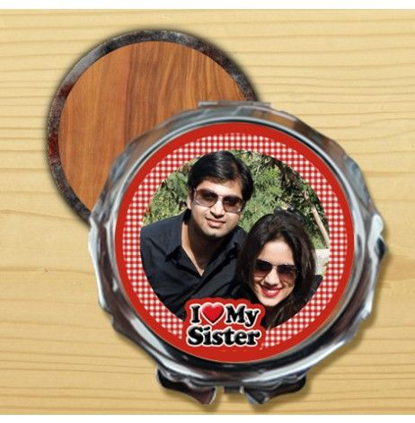 Tiedribbons provide a wide range of personalized Photo rakhi India. Tiedribbons provides many gifts for sisters and brothers like Photo Tiles and photo mugs, Photo key chains, T-shirts , Photo stones etc. So find rakshabandhan personalized Rakhi Gifts go Tiedribbons.