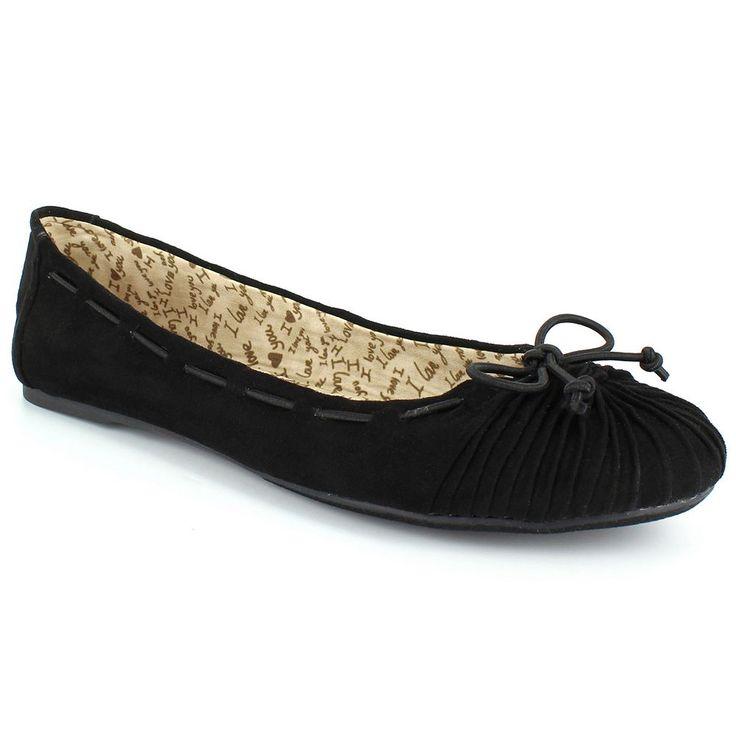 Dolce by Mojo Moxy Akachi Women's Ballet Flats, Size: 8.5, Black