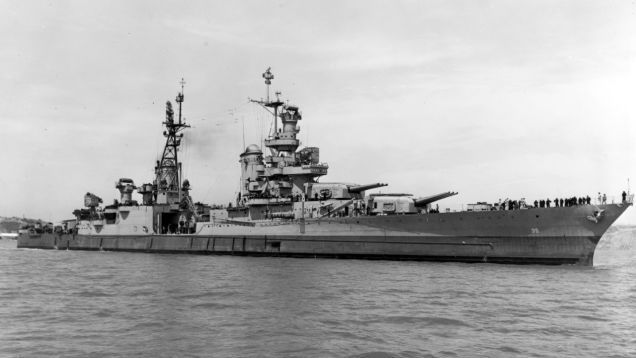 Civilian Team Finds Wreck of USS Indianopolis Lost in 1945 With 880 Crew