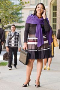 What is business casual for women? Our friends at TLC contribute this helpful article on what to wear, and what to nix!