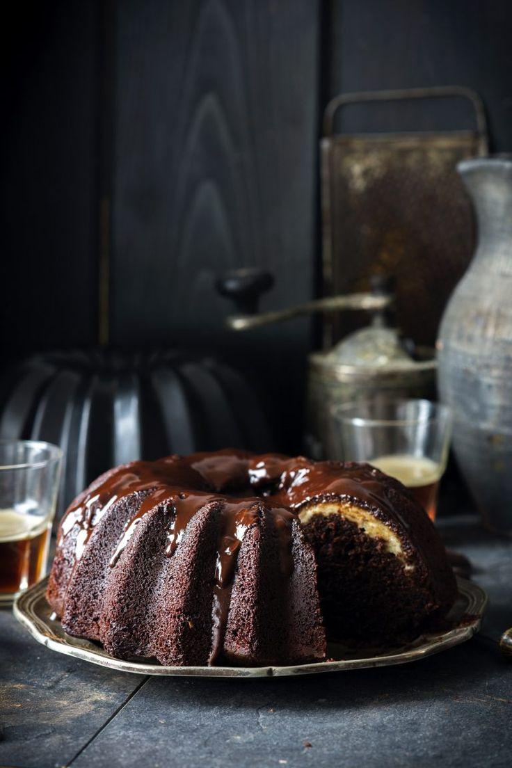 Ciambellone al cioccolato - Guest post - Irina Meliukh -