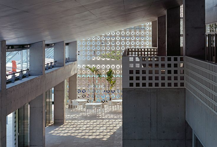 Gallery of Okinawa Nursing Training Center / IIDA Archiship Studio - 8