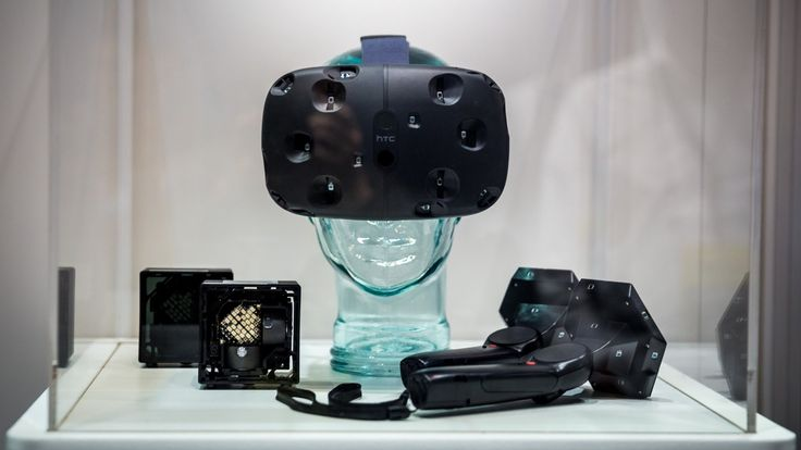 SteamVR (HTC Vive) Prototype Hands-On + Impressions
