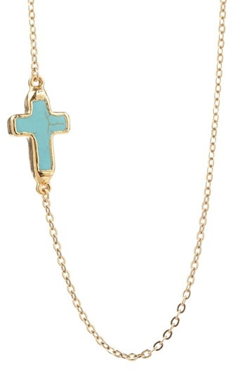 crosses are always my favorite jewlrey to wear