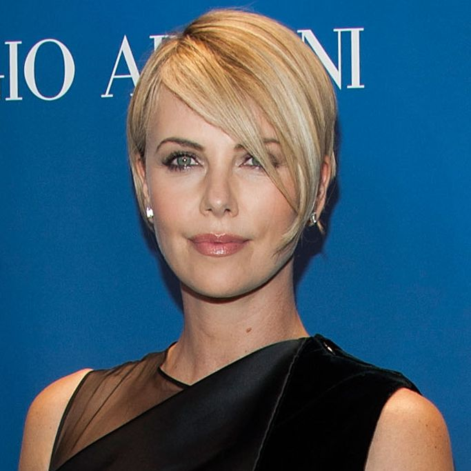 Charlize Theron Ny Blondes: Charlize Theron Changed Sean Penn's Mind About This Huge