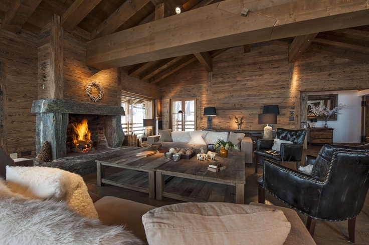 That fireplace...