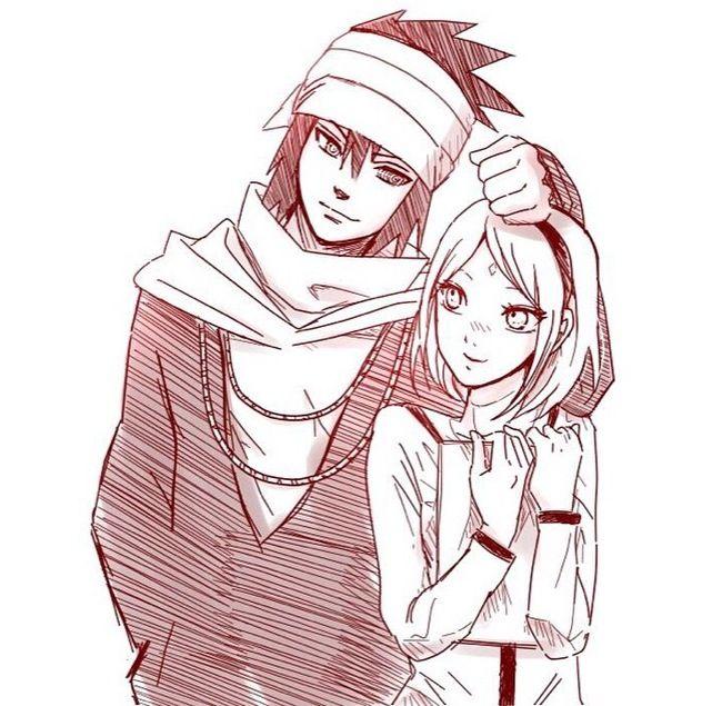 Sakura x Sasuke <3
