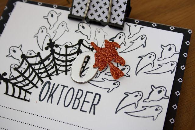 Immerwährender Geburtstagskalender mit PDF zum selber Drucken!  #kalender #geburtstag #freebie #teamstampingart #stampinup #halloween #bloghop  http://rhein-main-stampin.blogspot.de/2016/09/blog-hop-team-stamping-art-herbst.html