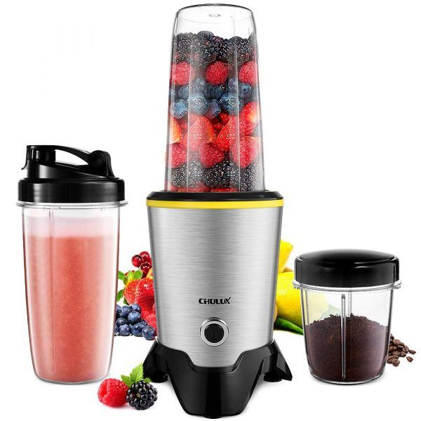 Top 10 Best Personal Blender For Shakes And Smoothies In 2020