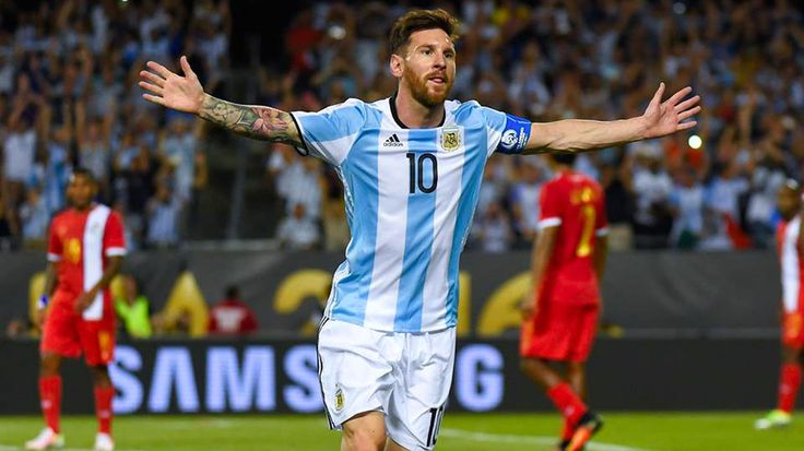 FOTOS: Messi brilla en goleada de Argentina sobre Panamá                                                                                                                                                                                 Más