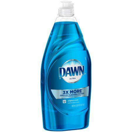 Dawn Ultra Dishwashing Liquid Original Scent, 21.6 Fl Oz