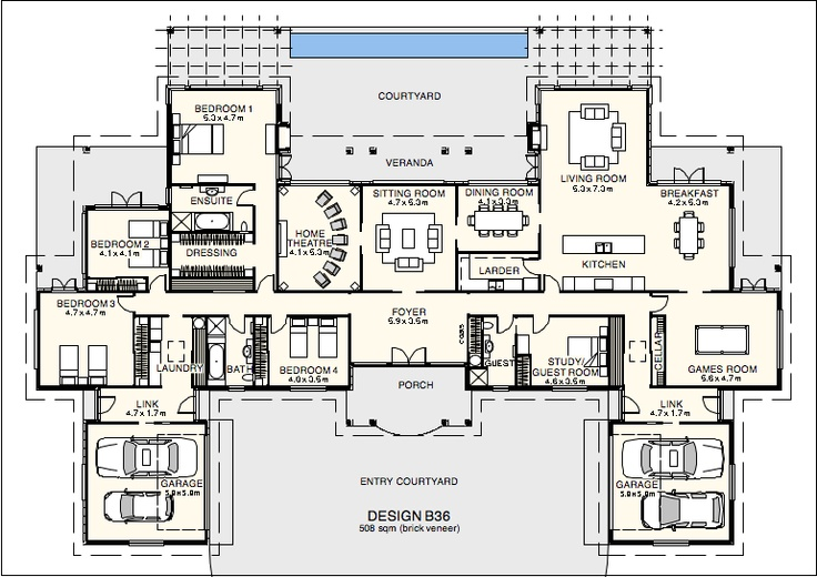 564 best images about house plans on pinterest house for Ultimate garage plans