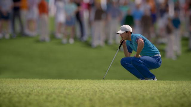 EA Sports Rory McIlroy PGA Tour announced for Xbox One and PS4