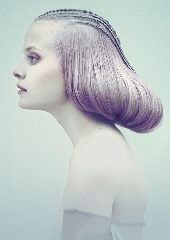 #braid #hairdo #hairstyle #cool #modern #unusual #updo