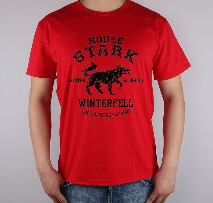 """Game of Thrones """"House of Stark"""" T-Shirt"""