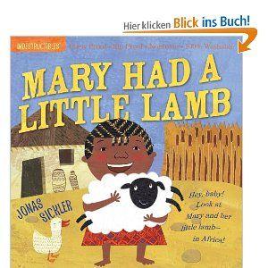 Mary Had a Little Lamb (Indestructibles): Amazon.de: Jonas Sickler: Englische Bücher